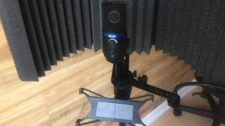 IK Multimedia iRig Mic Studio Review with Pocket Studio iPad app