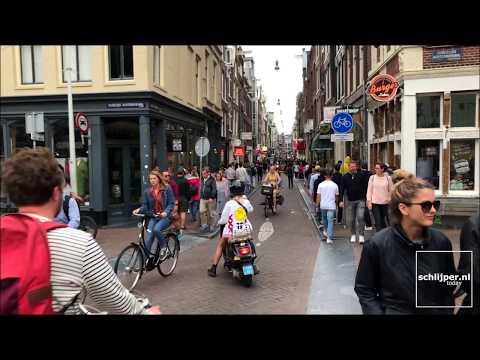 Oude Hoogstraat Amsterdam