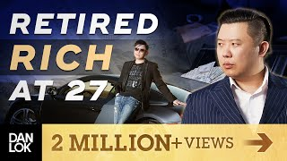 I Retired Rich At Age 27...And This Is How I Did It thumbnail