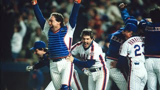 1986 World Series, Game 7: Red Sox @ Mets