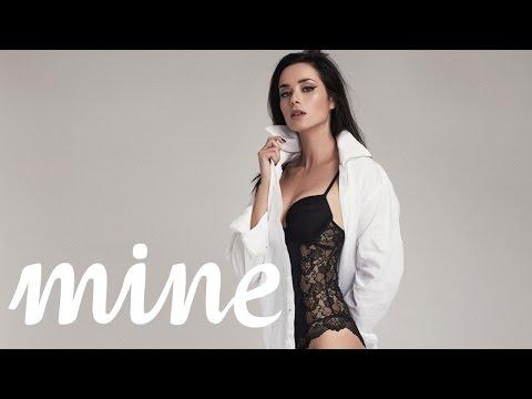Dafne Fernández. Making of para revista Mine