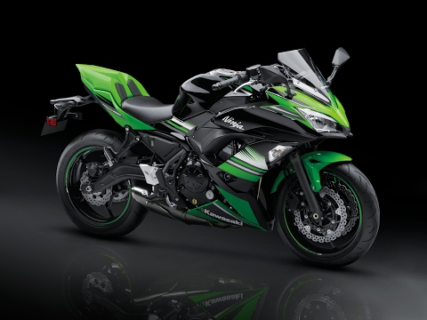 New Kawasaki Ninja 650 MY17 - Official Video