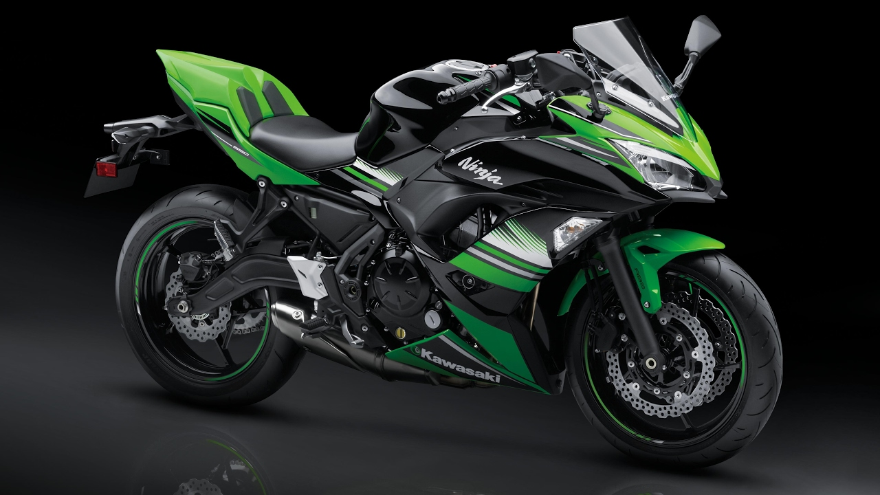 new kawasaki ninja 650 my17 official video youtube. Black Bedroom Furniture Sets. Home Design Ideas