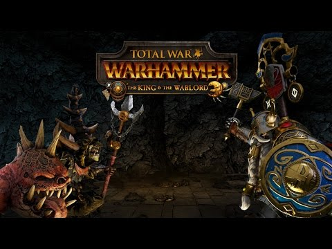 The King and the Warlord DLC Regiments of Renown and Insane Battle - Total War Warhammer Multiplayer