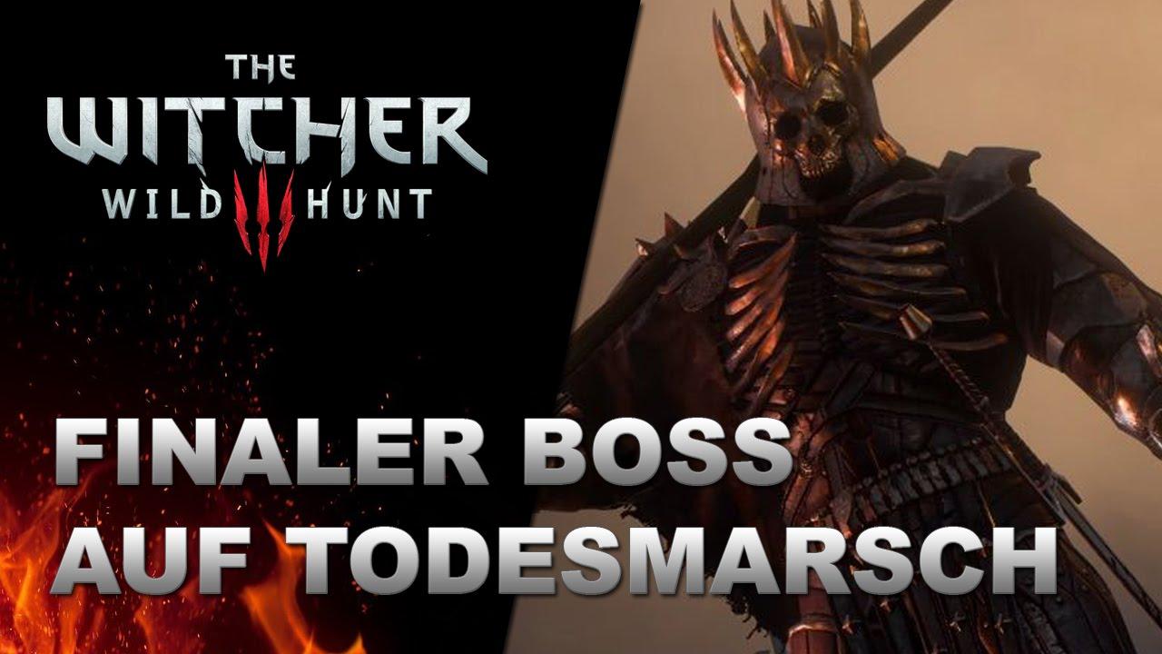 Witcher 3 Todesmarsch