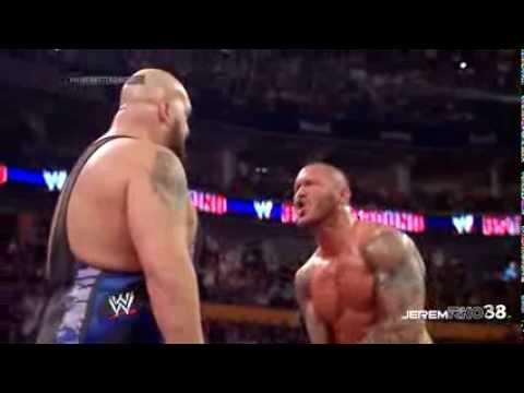 Big Show W.M.D on Randy Orton - Battleground 2013 - October 6, 2013