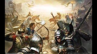 Прохождение Властелин Колец: Противостояние — [Война Кольца] Часть - 8: Чёрные Врата.