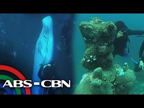 TV Patrol: Pamamanata sa ilalim ng karagatan sa Bohol