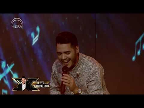 Azul - Cristian Castro - Oliver - Factor X 2019