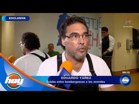 Eduardo Yáñez se estrena como empresario de la moda | Hoy