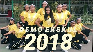 DEMO EKSKUL MODERN DANCE SMAN 44 JAKARTA 2018
