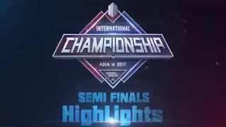 AIC |  Semifinals Highlights - SMG 2-0 ST The brutal power showdown thumbnail