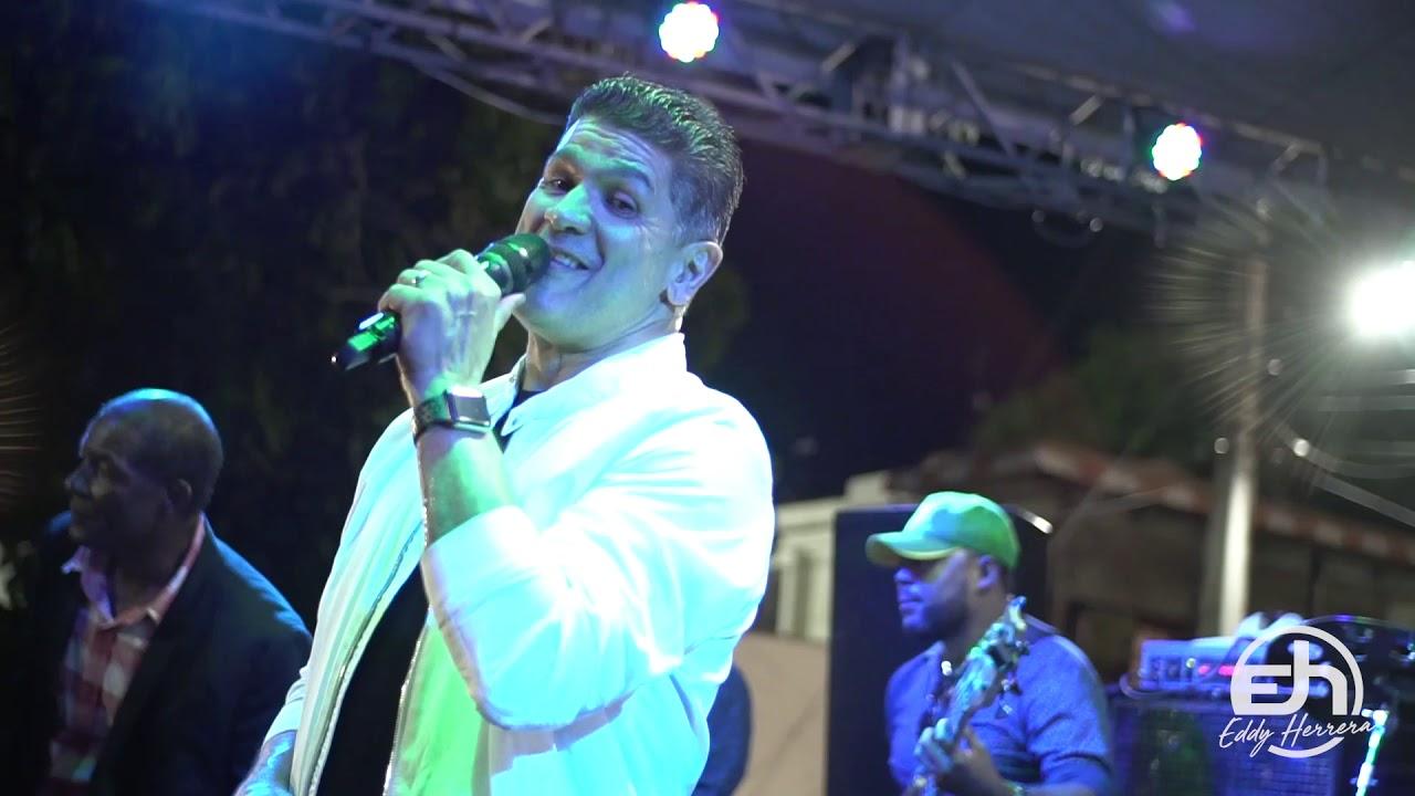 Eddy Herrera - Fiesta Popular en SAJOMA