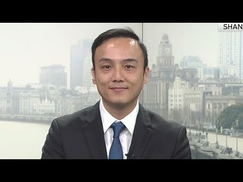 William Ma gives his take on the Hong Kong stock market