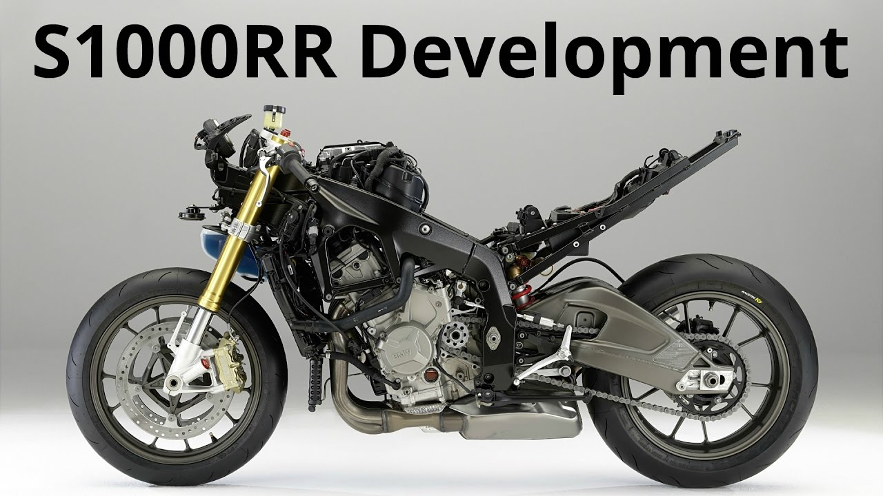 Download BMW S 1000 RR Superbike - Production, Development and Testing