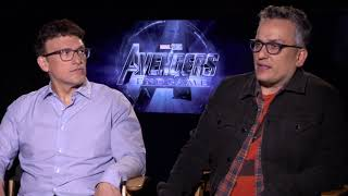 Directors Of Avengers Endgame:  Joe Russo Anthony Russo