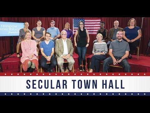 FFRF Secular Town Hall