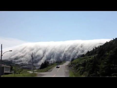 TOP 10 STRANGEST Weather Events