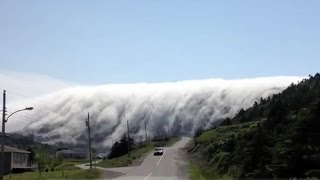 TOP 10 STRANGEST Weather Events
