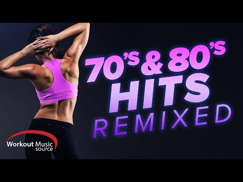 WOMS // 70's & 80's Hits Remixed (102-140 BPM)