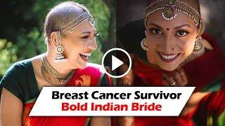 How a Breast Cancer Survivor Won the Internet | Bold Indian Bride | TBG Bridal Store
