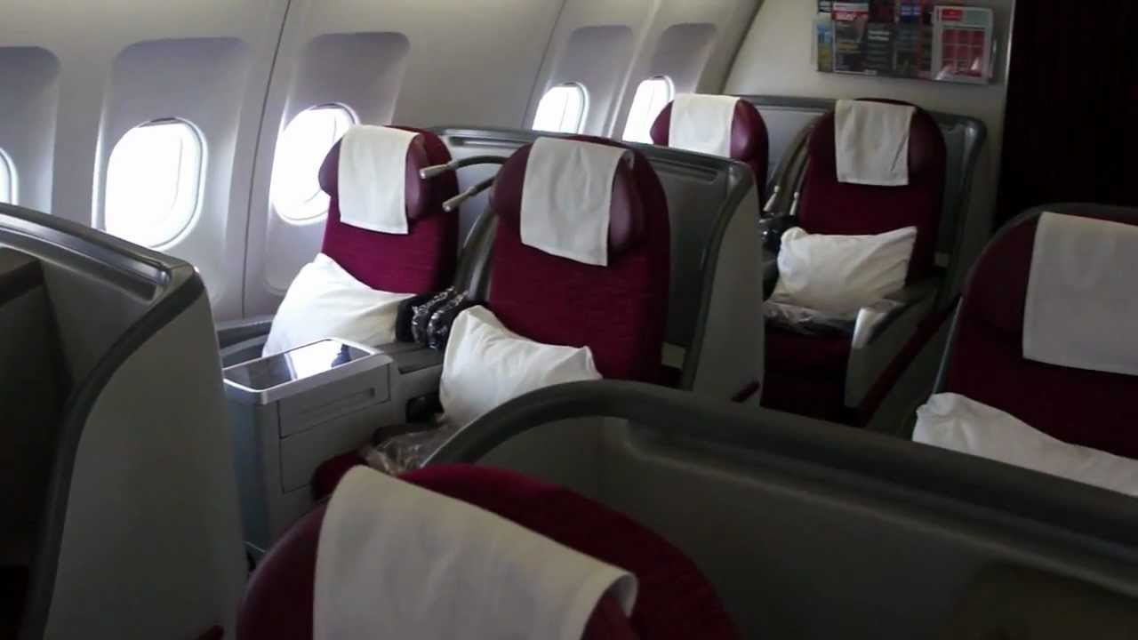Qatar Airways A 330 - ...