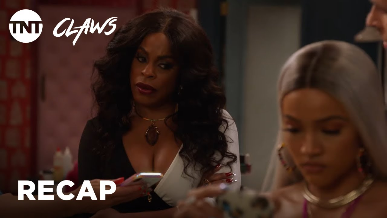"""Download Claws: """"What Is Happening to America"""" Season 3, Episode 8 [RECAP]   TNT"""