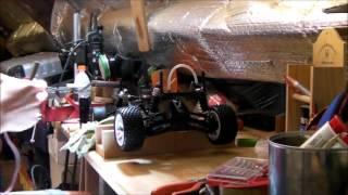 Test moteur ZX RC
