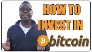 How to Invest in Bitcoin, Ethereum and Other Cryptocurrencies