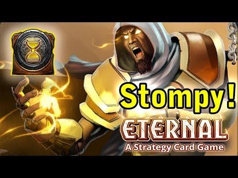 Mono Time Stompy | Eternal Card Game