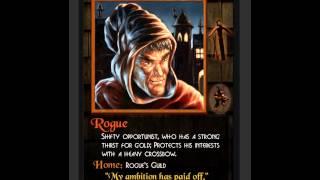 Majesty: The Fantasy Kingdom Sim - Rogue Voice