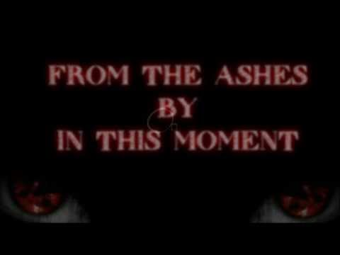 From The Ashes by In This Moment (Lyrics)