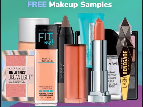Free Makeup Sample Testing Fresh