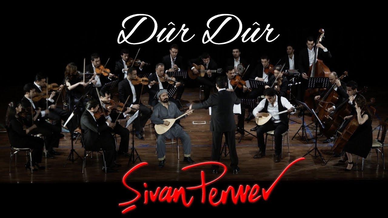 Şivan Perwer - Dûr Dûr - [Official Music Video]