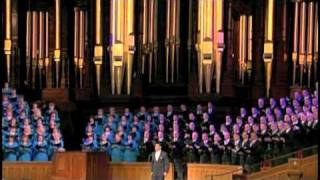 Robert Sims (Negro Spiritual) The Mormon Tabernacle Choir- I Got a Home in-a Dat Rock