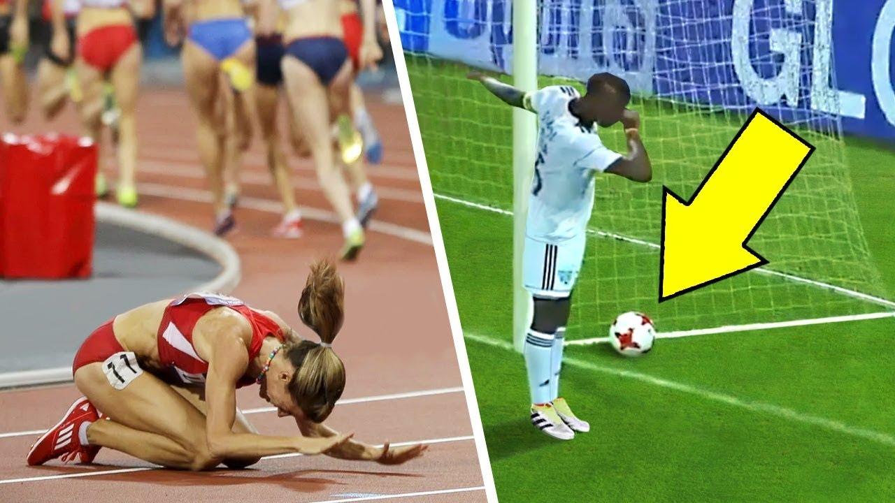 Когда Спорт Заходит СЛИШКОМ ДАЛЕКО! 25 Самых Смешных и Неловких Моментов в Спорте