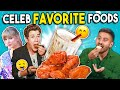 Guess That Celebrity Favorite Food | Holiday Edition