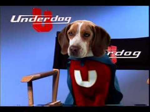 Underdog interview for the movie Underdog