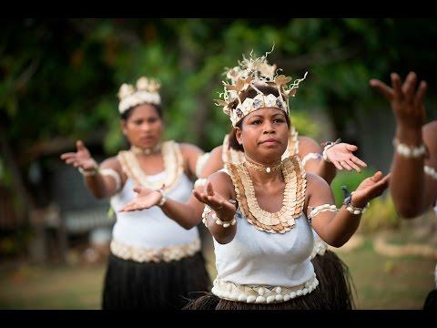 Abara Banaba - Fatima Dance Group of Rabi Island at Malolo Island