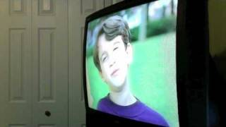 Closing to Barney Once Upon A Time 1996 VHS