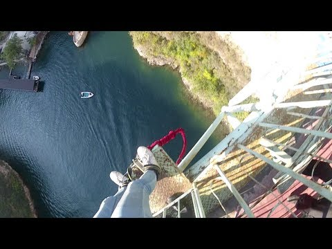 Bungee Jumping!