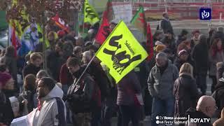 الفرنسيون يواصلون اعتصامهم ضد إصلاح أنظمة التقاعد (5/1/2020)