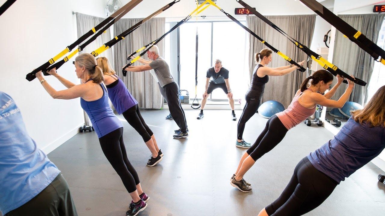 Experience Longevity Fitness Charleston - YouTube