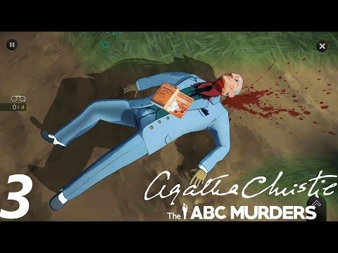 Agatha Christie: The ABC Murders Walkthrough Part 3 - Sir Carmichael's Murder