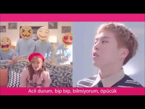 Jimin (AOA) - Call You Bae (Feat. Xiumin) [Turkish sub. - Türkçe Altyazı]