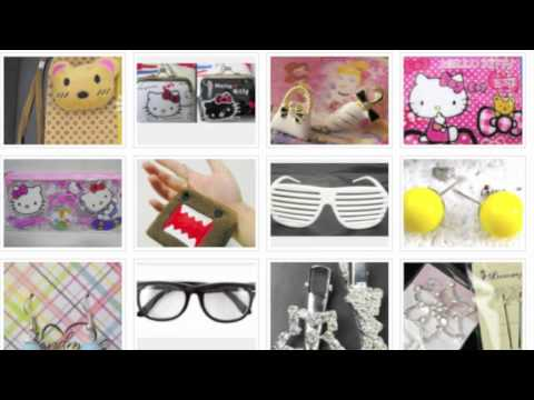 Cute affordable things for sale 5 and less youtube for Cute stuff for sale
