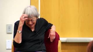 Ursula Le Guin at Portland Community College - Rock Creek Campus