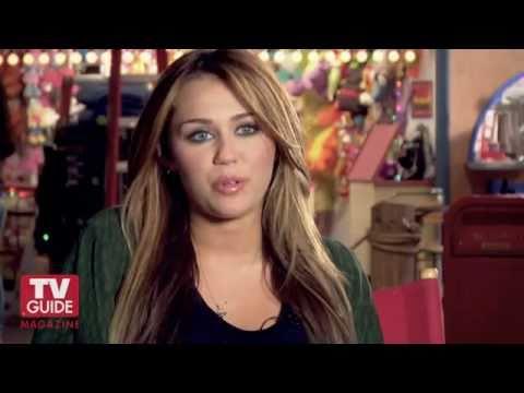 Cover Photoshoot Hannah Montana Forever  TV Guide