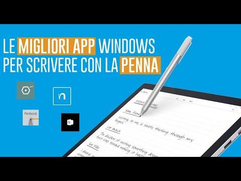 Migliori app per scrivere con PC Windows 2 in 1 - 🔥La nostra selezione🔥
