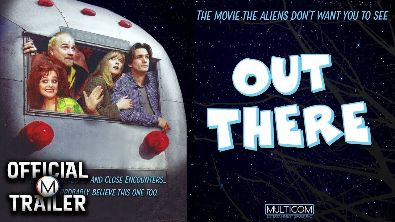 OUT THERE (1995) | Official Trailer | 4K